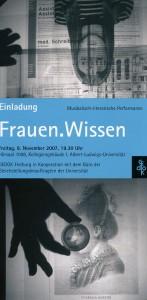 frauenwissen2007